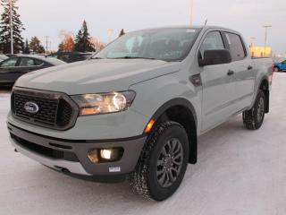 New 2021 Ford Ranger XLT | 301A | 4X4 | Rear Camera | Text Remote Starter | Sport Appearance for sale in Edmonton, AB