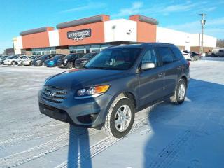 Used 2012 Hyundai Santa Fe GL 4dr FWD Sport Utility for sale in Steinbach, MB