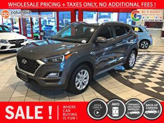 Used 2020 Hyundai Tucson Preferred AWD - No Accident / No Dealer Fees / Heated Seats for sale in Richmond, BC