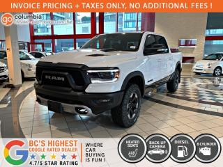 New 2021 RAM 1500 Rebel for sale in Richmond, BC