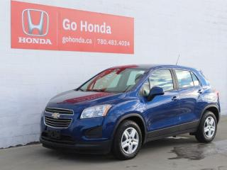 Used 2016 Chevrolet Trax LS, EXTREMELY LOW KMS!! for sale in Edmonton, AB
