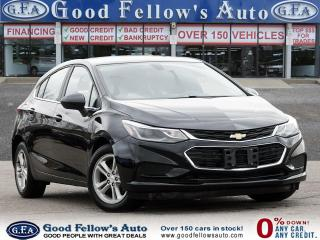 Used 2017 Chevrolet Cruze LT 4CYL 1.4L, POWER & HEATED SEATS, SUNROOF, ALLOY for sale in Toronto, ON