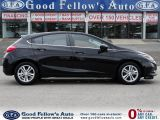 2017 Chevrolet Cruze LT 4CYL 1.4L, POWER & HEATED SEATS, SUNROOF, ALLOY