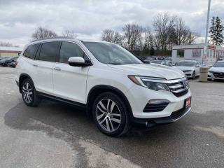 Used 2016 Honda Pilot Touring 4dr AWD Sport Utility for sale in Brantford, ON