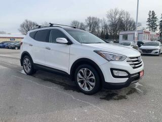 Used 2015 Hyundai Santa Fe Sport SE 4dr AWD Sport Utility for sale in Brantford, ON