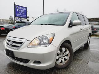 Used 2006 Honda Odyssey EX, LOCAL for sale in Surrey, BC