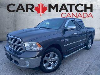 Used 2017 RAM 1500 BIG HORN / CREW CAB / 4X4 / 64,601 KM for sale in Cambridge, ON