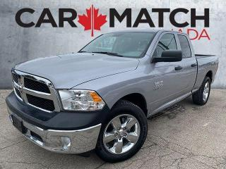 Used 2019 RAM 1500 SXT / QUAD CAB / 4X4 / NO ACCIDENTS for sale in Cambridge, ON