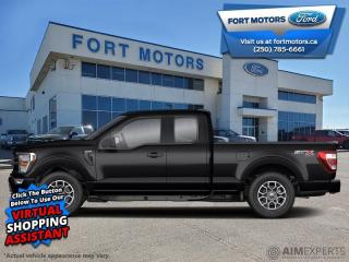 New 2021 Ford F-150 XLT  - Sync 4 - $416 B/W for sale in Fort St John, BC