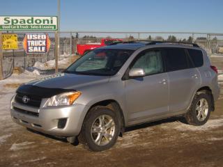 Used 2011 Toyota RAV4 BASE for sale in Thunder Bay, ON