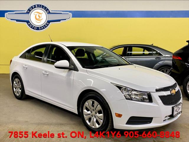 2012 Chevrolet Cruze LT Turbo w/1SA, 2 Years Warranty