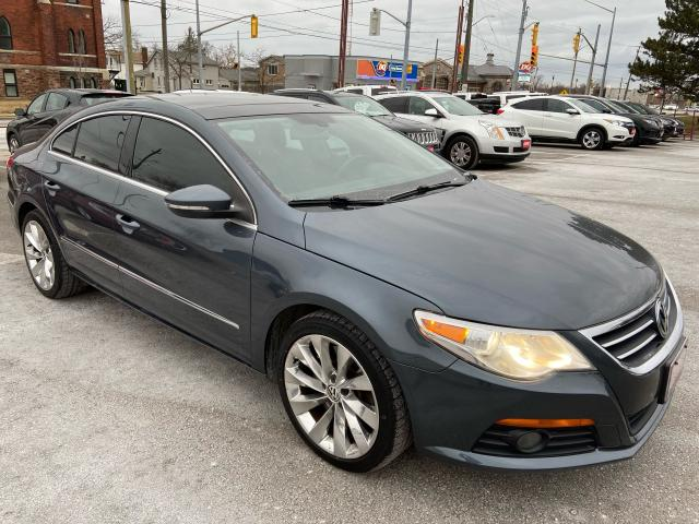 2011 Volkswagen Passat Highline CC ** AWD,VR6, HTD LEATH, SNRF **