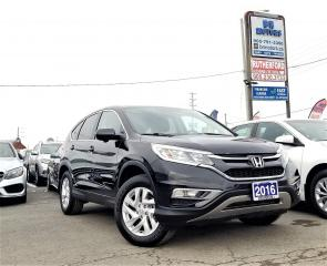 Used 2016 Honda CR-V No accidents | 1 Owner| AWD |Rcam| EXL| Certified for sale in Brampton, ON