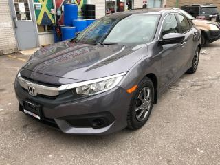 Used 2018 Honda Civic EX for sale in Toronto, ON