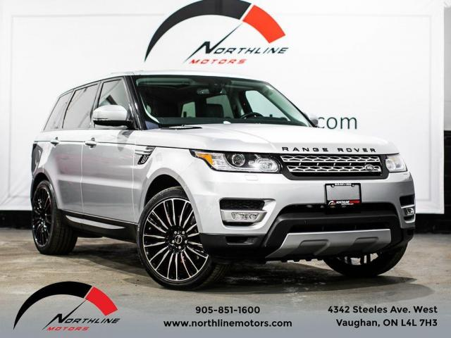 2015 Land Rover Range Rover Sport HSE/Navigation/Pano Roof/Camera