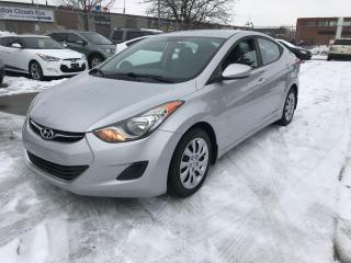 Used 2013 Hyundai Elantra GL,SAFETY+3YEARS WARRANTY INCLUDED for sale in Toronto, ON