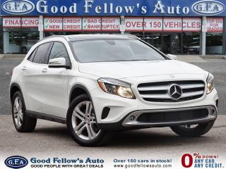 Used 2017 Mercedes-Benz GLA 4MATIC, NAVIGATION, LEATHER SEATS, HEATED SEATS for sale in Toronto, ON