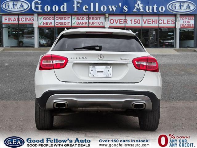 2017 Mercedes-Benz GLA 250 4MATIC, NAVIGATION, LEATHER SEATS, HEATED SEATS