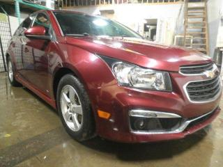Used 2015 Chevrolet Cruze RALLY SPORT for sale in Brampton, ON