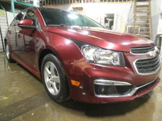 Used 2015 Chevrolet Cruze 1LT for sale in Brampton, ON