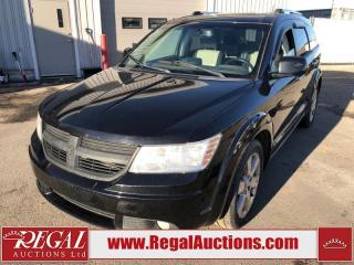 Used 2009 Dodge Journey R/T 4D Utility 7PASS AWD 3.5L for sale in Calgary, AB