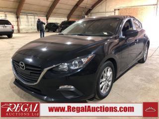 Used 2016 Mazda MAZDA3 SKYACTIVE 4D SEDAN for sale in Calgary, AB