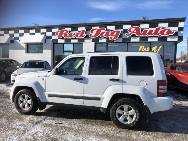 2012 Jeep Liberty Sport 4WD $5900.00 FIRM