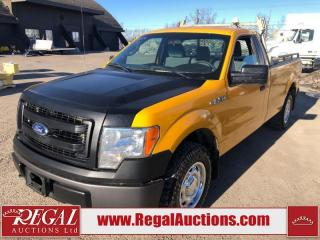 Used 2014 Ford F-150 XL 2D REG CAB 4WD 3.7L for sale in Calgary, AB