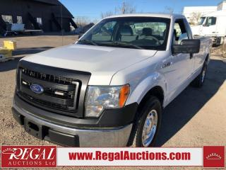 Used 2013 Ford F-150 XL Regular Cab 2WD 3.7L for sale in Calgary, AB