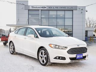 Used 2014 Ford Fusion SE NAV | APPEARENCE AND TECH PKGS for sale in Winnipeg, MB
