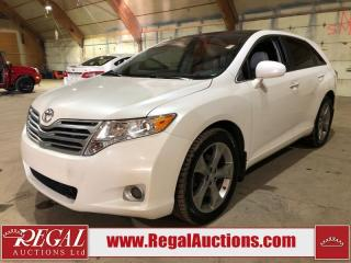 Used 2011 Toyota Venza 4D Utility AWD for sale in Calgary, AB