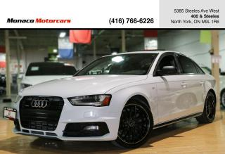 Used 2016 Audi A4 PROGRESSIV PLUS - COMPETITION PACKAGE|NAVI|BACKUP for sale in North York, ON