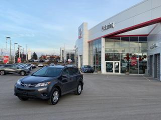 Used 2015 Toyota RAV4 LE FWD for sale in Pickering, ON