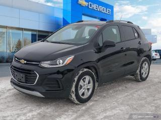 New 2021 Chevrolet Trax LT The Best Deals to come in 2021 for sale in Winnipeg, MB