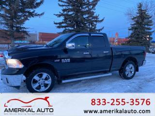 Used 2013 RAM 1500 Big Horn for sale in Winnipeg, MB