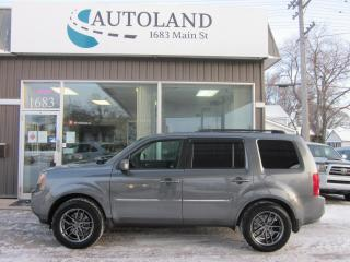 Used 2011 Honda Pilot Touring for sale in Winnipeg, MB