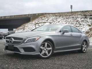 Used 2015 Mercedes-Benz CLS-Class CLS 400 for sale in Barrie, ON