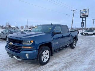 Used 2017 Chevrolet Silverado 1500 LT for sale in Beausejour, MB