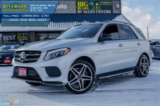 Used 2018 Mercedes-Benz GLE-Class AMG 43 4MATIC for sale in Guelph, ON
