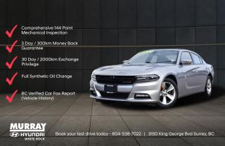 Used 2015 Dodge Charger CHARGER SXT | HEATED SEATS | SATELLITE | MORE for sale in Surrey, BC