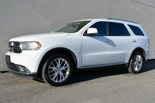 Used 2016 Dodge Durango Limited 7 Passenger AWD for sale in Vancouver, BC