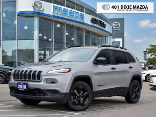 Used 2016 Jeep Cherokee Altitude FINANCE AVAILABLE|NO ACCIDENTS for sale in Mississauga, ON