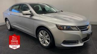 Used 2016 Chevrolet Impala 2LT *REMOTE START - REAR CAMERA - LEATHER SEATS* for sale in Winnipeg, MB