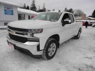 Used 2020 Chevrolet Silverado 1500 LT for sale in Ottawa, ON