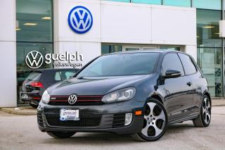 Used 2011 Volkswagen Golf GTI | 6-Spd Manual, Heated Seats, Dual-Zone Climate for sale in Guelph, ON
