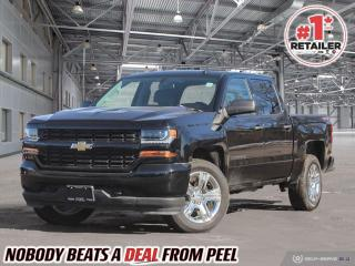 Used 2018 Chevrolet Silverado 1500 Silverado Custom for sale in Mississauga, ON