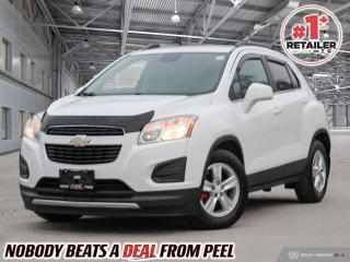 Used 2015 Chevrolet Trax LT 1LT for sale in Mississauga, ON