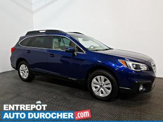 Used 2017 Subaru Outback AWD TOIT OUVRANT - A/C - SIÈGES CHAUFFANTS for sale in Laval, QC