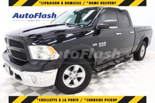 Used 2013 RAM 1500 OUTDOORSMAN* 5.7L *RAM-BOX *5-PASS *TONNEAU-COVER for sale in Saint-Hubert, QC