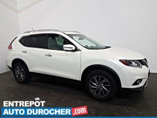 Used 2016 Nissan Rogue SL AWD NAVIGATION - toit Ouvrant - A/C - Cuir for sale in Laval, QC